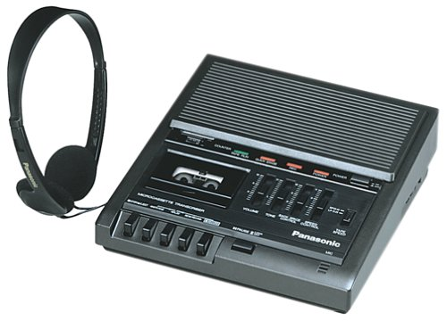 Panasonic RR930 Panasonic Microcassette Transcriber/Recorder by Panasonic