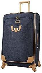Image of the product Nicole Miller Luggage that is listed on the catalogue brand of Nicole Miller.