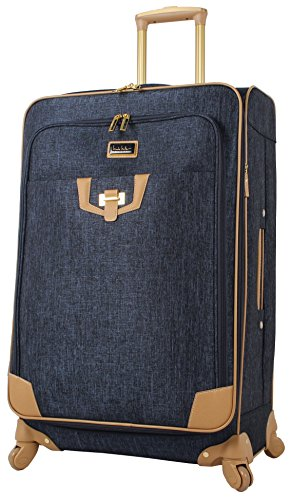Nicole Miller Luggage Carry On 20