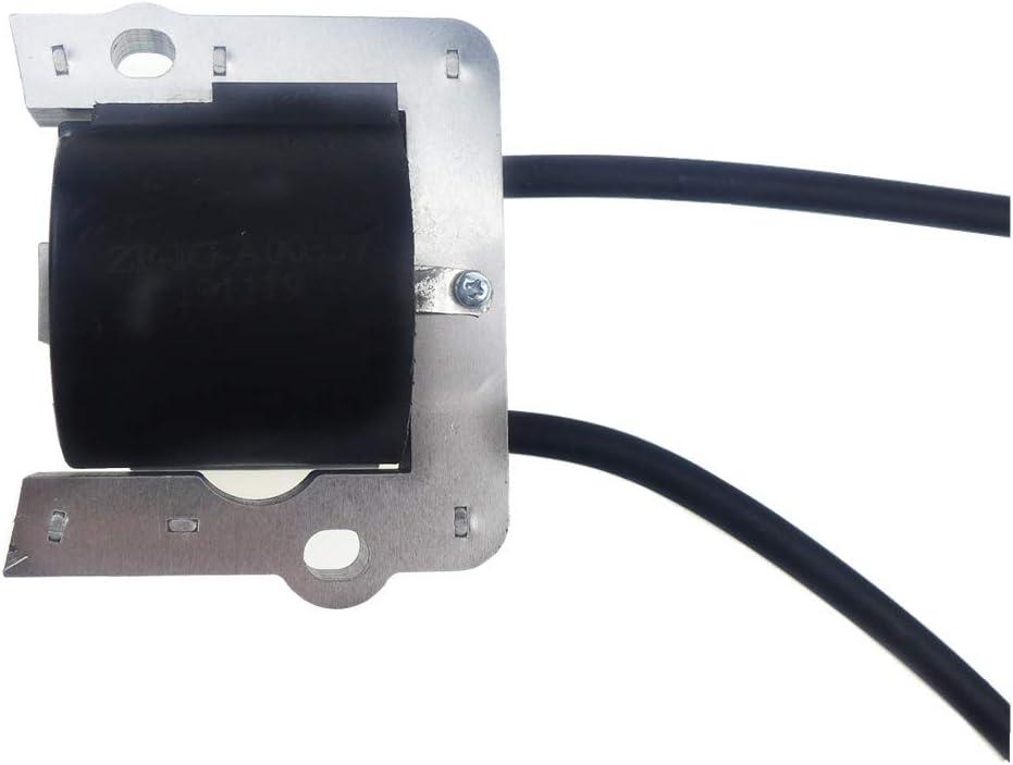 M20 TIKSCIENCE Ignition Coil,Fit for Kohler 5258401//52-584-01-S// 5258402//52-584-02-S and John Deere AET10403,for M18 MV18 and MV 20 -Black MV16