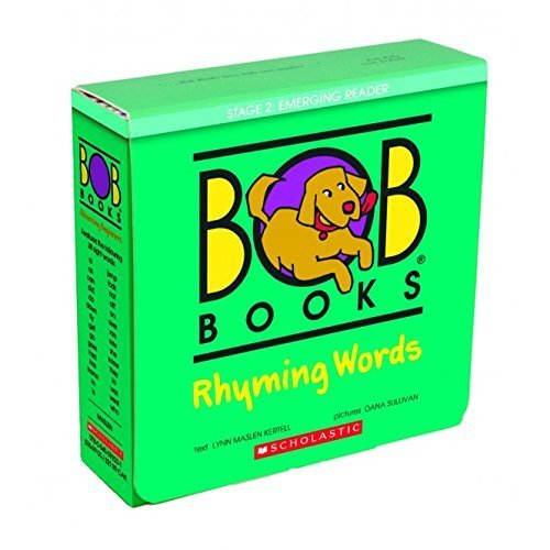 Bob Books-Collection 6, First Stories and Rhyming Words