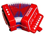 Music Instruments Kids Best Deals - Woodstock Music Collection, Kid's Accordion