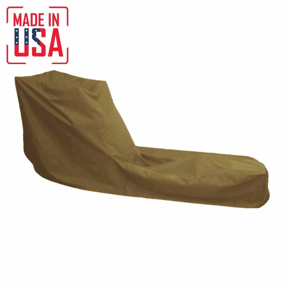 The Best Protective Rower Cover Money Can Buy. Lightweight and Water-Resistant Fitness Equipment Covers Ideal for Indoor or Outdoor Use. (Tan, Standard)
