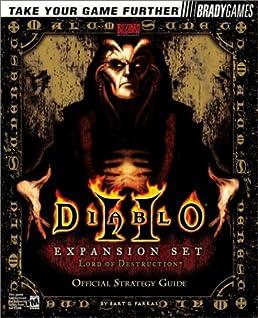 diablo ii lord of destruction official strategy guide bart g rh amazon ca diablo 2 lod strategy guide diablo 2 lod strategy guide