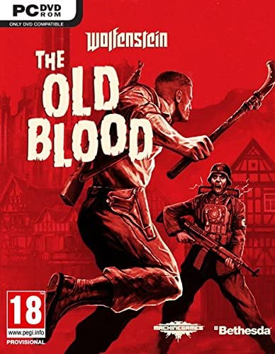 Wolfenstein: The Old Blood: Amazon.es: Videojuegos