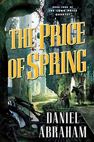 book cover of The Price of Spring