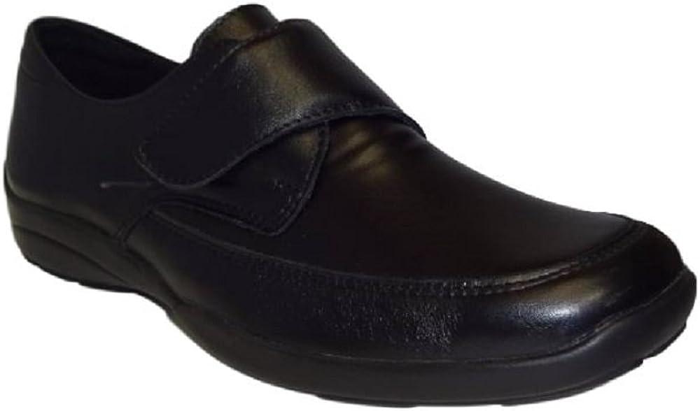 Wide Fit Shoes Black EE-EEEE Fitting