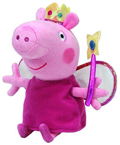 Ty Beanie Babies Princess Peppa (Peppa Pig Beanie Baby)