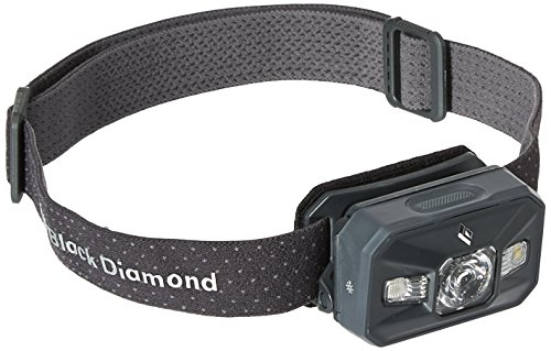 (Black Diamond Strom Headlamp, Matte Black)
