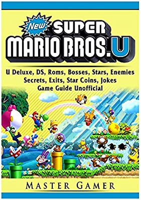 New Super Mario Bros, U Deluxe, DS, Roms, Bosses, Stars