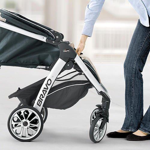 Chicco Bravo Stroller - Pulse - Buy Online in UAE.   Baby ...