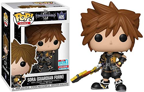 Funko Pop Sora, 9 cm Kingdom Hearts 3 Disney Exclus