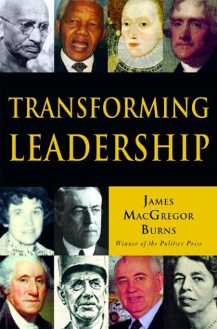 Transforming Leadership: The Pursuit of Happiness