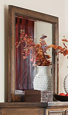 Coaster 203894 Home Furnishings Mirror, Vintage Bourbon