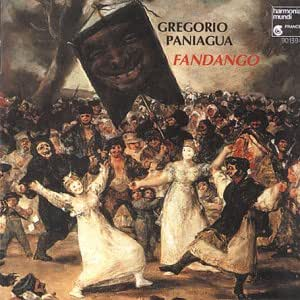 Paniagua - Fandango (UK Import)