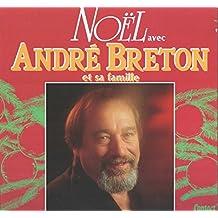 Andre Breton: Noel Avec Andre Breton Et Sa Famille LP VG++/NM Canada Contact