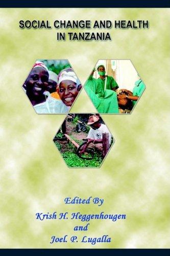9976604068 - Kris H Heggenhougen; Joel P Lugalla: Social Change and Health in Tanzania - Book