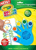 Crayola Color Wonder Mess Free Fingerpaint and Paper