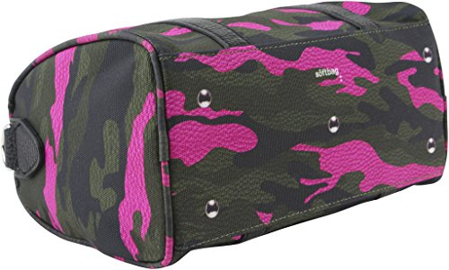 Boston Pink Small Camouflage Togo Satchel Printed Camo Women's Softbag H15FB113P Style tFxa5qwzw