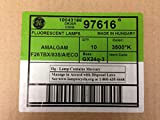 20 Ge 97616 F26TBX/835/A/Eco Amalgam Biax 26 W 4 Pin GX24Q-3 Base 3500K Bulbs