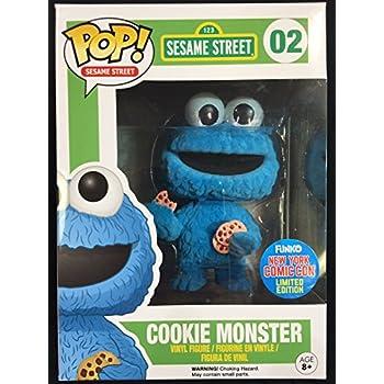 Amazon Com Funko Pop 2015 Nycc Exclusive Cookie Monster