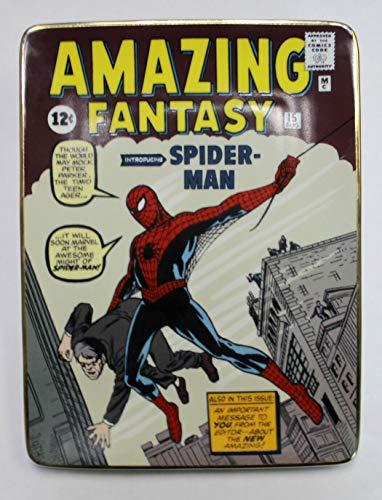 FRANKLIN MINT AMAZING SPIDER-MAN PORCELAIN COLLECTORS PLATE RA4232 ()
