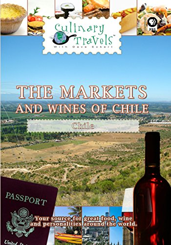 Carmenere Chile (Culinary Travels - The Markets and Wines of Chile)