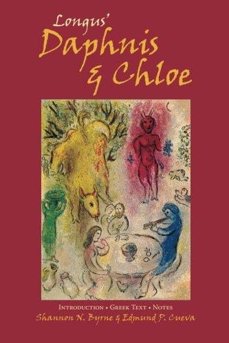 Longus' Daphnis & Chloe (English and Greek Edition)