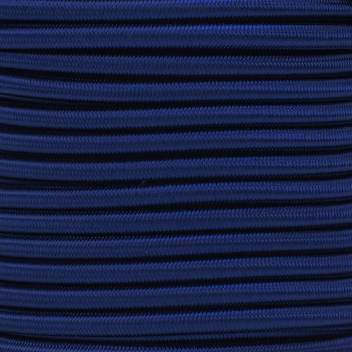 Boat Coast - West Coast Paracord Marine Grade Shock Cord 1/4-inch - Lengths up to 1000 feet - Several Colors - Made in USA