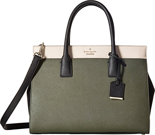 Kate Spade New York Womens Cameron Street Candace Satchel  Evergreen  One Size