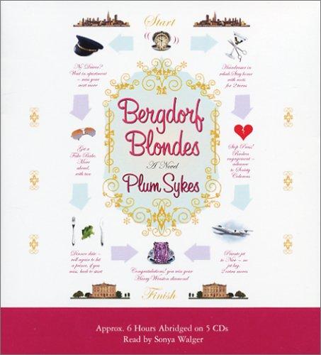 Read Online Bergdorf Blondes: A Novel PDF