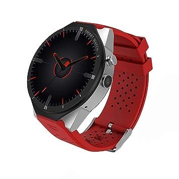 King Wear KW88 - Reloj Inteligente 3G con WiFi, Bluetooth, Android ...