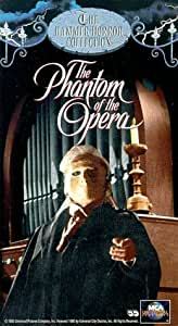 Phantom of the Opera [VHS]