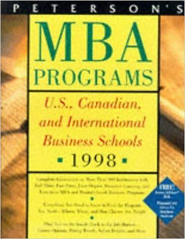 Amazon. Com: peterson's graduate programs in psychology 2001.