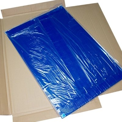 MWIMBEIWM Sticky Mat 36'' x 24'' 900sheets Clean Room Adhensive Tacky Replacement Blue Laboratory