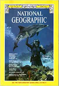 April 1979 National Geographic Volume 155 Number 4