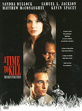 Amazon com: A Time to Kill: Matthew McConaughey, Sandra