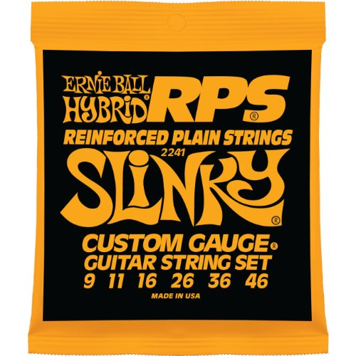 Ernie Ball RPS-Hybrid Slinky Nickel Wound Set, .009 - .046