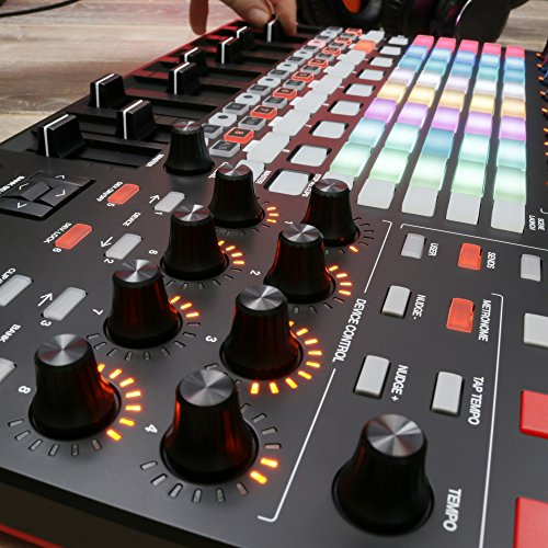 akai professional apc mini compact ableton live controller with ableton live lite download 8. Black Bedroom Furniture Sets. Home Design Ideas