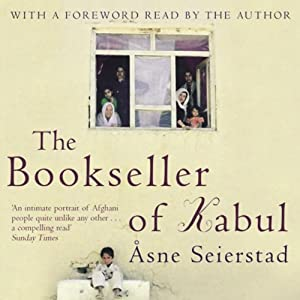 The Bookseller of Kabul Hörbuch