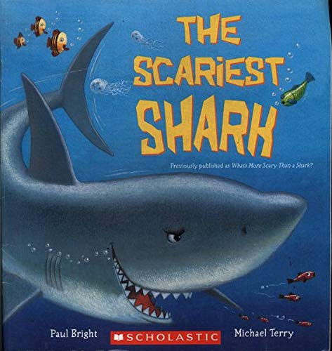The Scariest Shark (Paperback Book and Audio CD) PDF