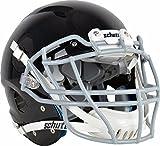 Schutt Sports Vengeance VTD II Football Helmet Without Faceguard, Black, Large