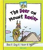 Deer On Mount Rainier