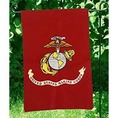 Marine Corp Garden Flag