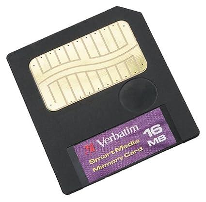 Verbatim - Tarjeta de Memoria Flash - 16 MB - SmartMedia ...