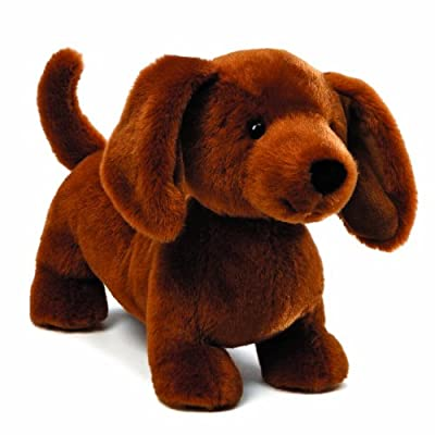 Gund Shorty Dachshund Dog Stuffed Animal