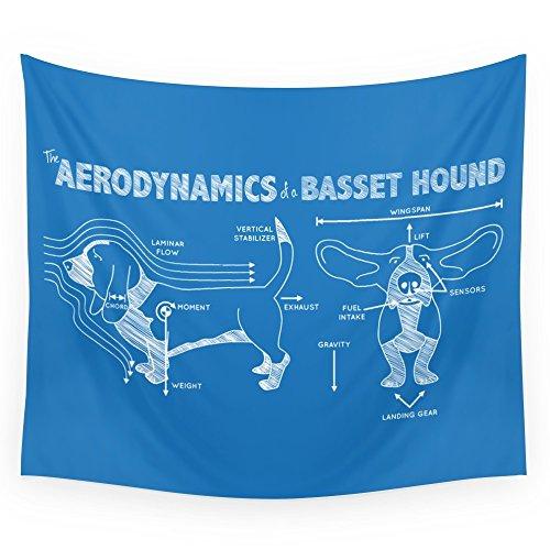 Basset Hound Tapestry - 8