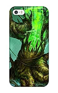 Awesome Zombie Monster Flip Case With Fashion Design For Iphone 5/5s