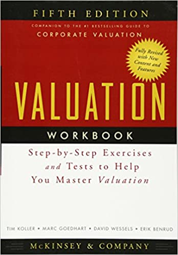 Mckinsey Valuation Book Pdf