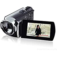 PowerLead Puto PLD001 2.7 LCD 1080P Full HD DV Camera Camcorder 270 Degree Rotation